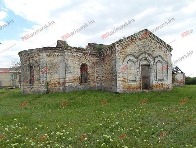 В Запорожской области хотят восстановить разрушенный 145-летний храм, - ФОТО, ВИДЕО, фото-1