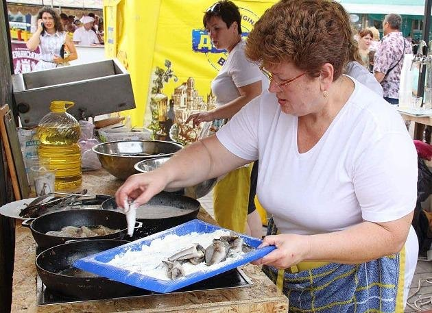 Раки, мидии и бычки: в Бердянске прошел фестиваль морепродуктов, - ФОТО, фото-6