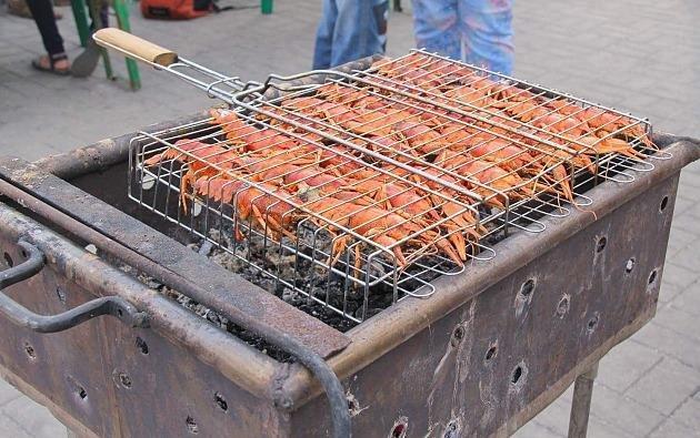 Раки, мидии и бычки: в Бердянске прошел фестиваль морепродуктов, - ФОТО, фото-4