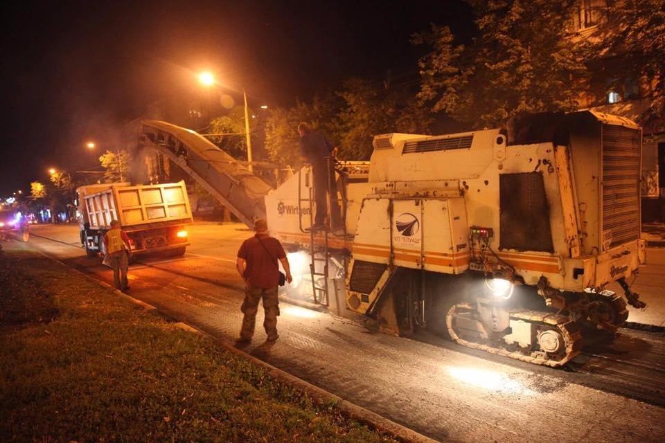 В Запорожье начали ремонтировать дорогу на центральном проспекте, - ФОТО , фото-2