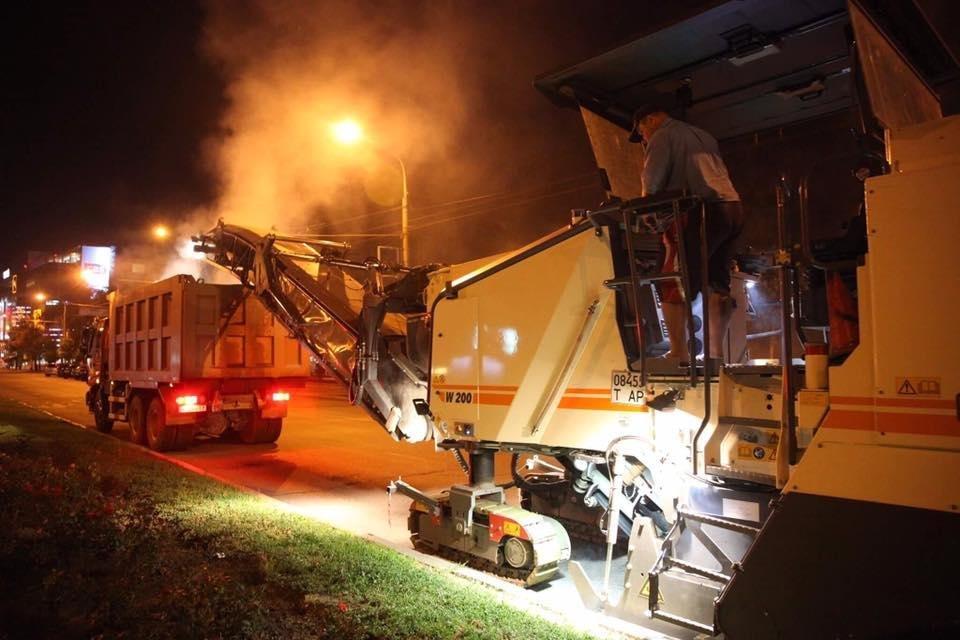 В Запорожье начали ремонтировать дорогу на центральном проспекте, - ФОТО , фото-6