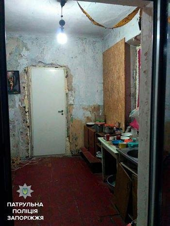 В Запорожье пьяный отец забыл трёх маленьких детей на улице, - ФОТО, фото-2