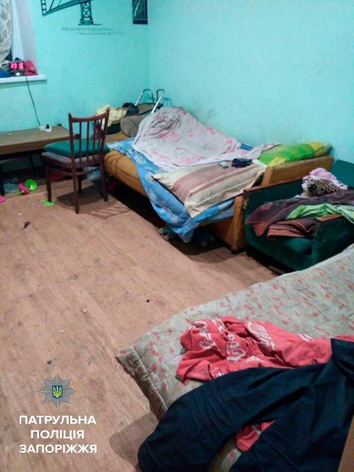В Запорожье пьяный отец забыл трёх маленьких детей на улице, - ФОТО, фото-3