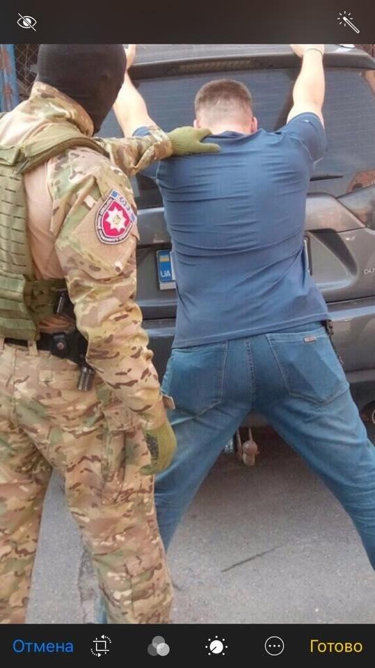 В Запорожье задержали группировку, сжигающую машины и похищающую людей, - ФОТО, фото-1