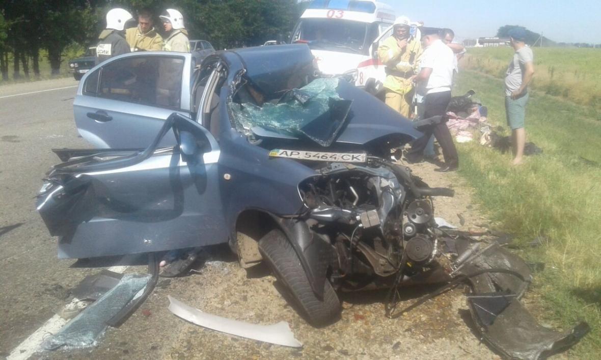 В России в жуткой аварии погибла молодая пара из Запорожья: их дочь в коме, - ФОТО , фото-1