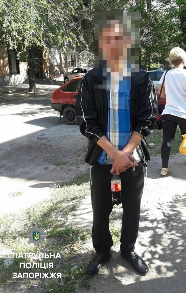 В Запорожье задержали мужчину из Орехова, который развращал 12-летнюю девочку, - ФОТО, фото-1