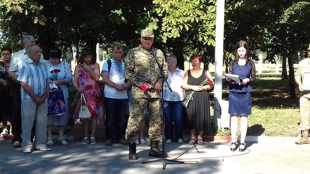 В Запорожье почтили память погибших героев 55-й бригады, - ФОТО , фото-3