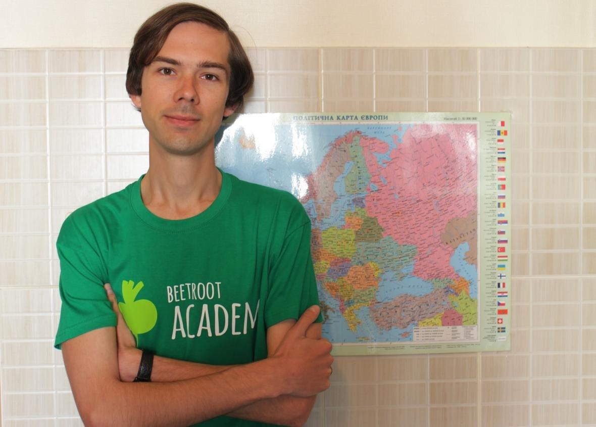 Шведская IT-школа Beetroot Academy запускает курсы по веб-дизайну в Запорожье, фото-1