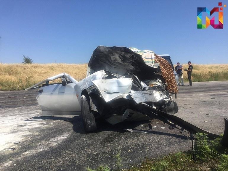 В Запорожской области произошло ДТП с нелегальной маршруткой: водитель скончался на месте, - ФОТО, фото-8