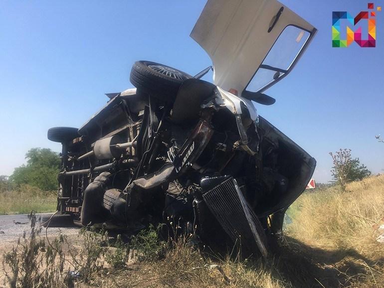 В Запорожской области произошло ДТП с нелегальной маршруткой: водитель скончался на месте, - ФОТО, фото-7