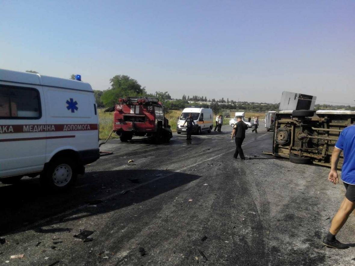 В Запорожской области произошло ДТП с нелегальной маршруткой: водитель скончался на месте, - ФОТО, фото-2