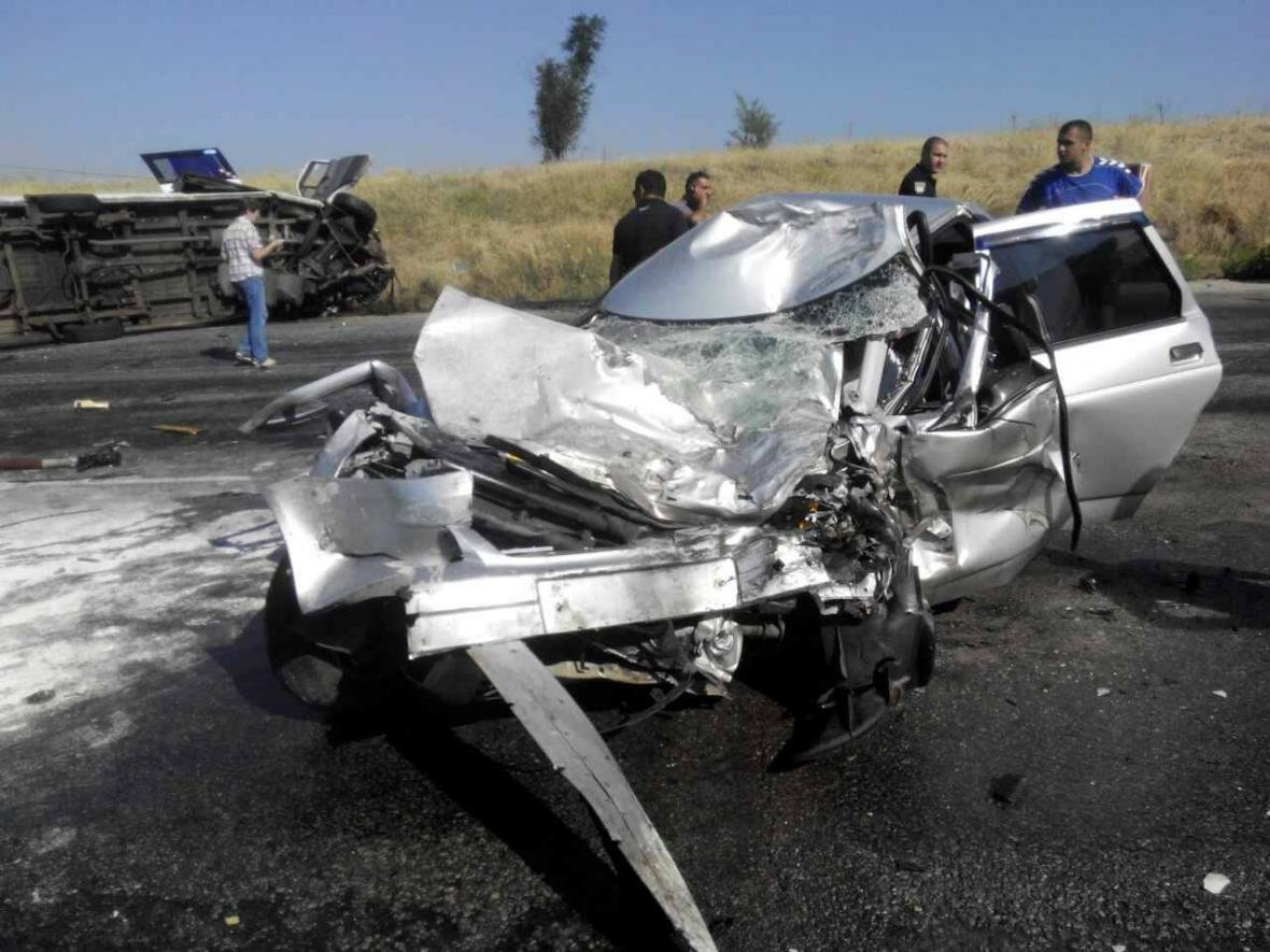 В Запорожской области произошло ДТП с нелегальной маршруткой: водитель скончался на месте, - ФОТО, фото-4