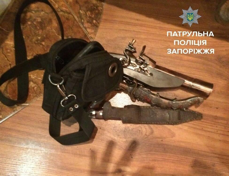 В Запорожье незнакомец пытался обокрасть дом, пока его владельцы спали, – ФОТО, фото-1