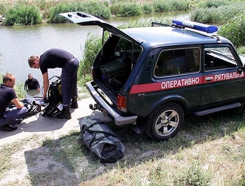 В Запорожской области из озера достали тело рыбака, - ФОТО, фото-3