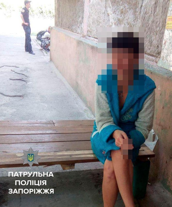 В Запорожье женщина закрылась в ванной, где пыталась покончить с собой, - ФОТО, фото-1