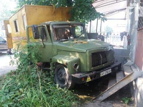 """В Запорожье """"Приус"""" патрульных врезался в грузовик газовщиков, - ФОТО, фото-3"""