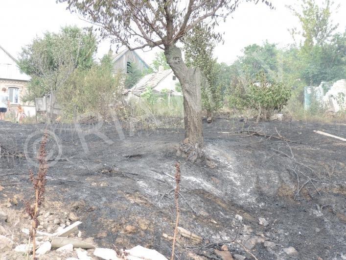 В Запорожской области жители поселка опасаются лишиться домов из-за пожаров, - ФОТО, фото-6