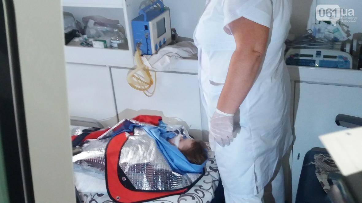 Четырехлетняя девочка из Мелитополя со страшными ожогами долетела до Бостона, - врач, фото-1