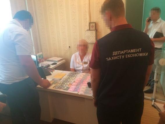 В Запорожье заведующая больницы требовала взятку за оформление инвалидности, — ФОТО, фото-1