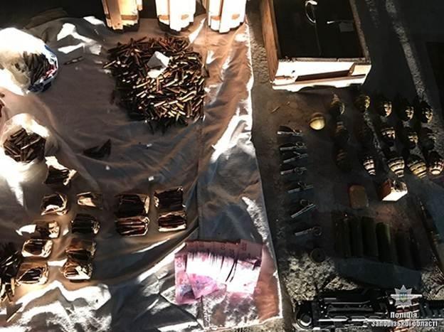 В Запорожье мужчина хранил дома более 5000 боеприпасов , - ФОТО, фото-6
