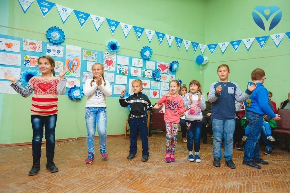 В Запорожской областной больнице с размахом прошел Всемирный день сердца, фото-12