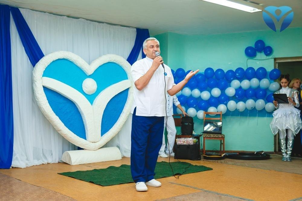 В Запорожской областной больнице с размахом прошел Всемирный день сердца, фото-14