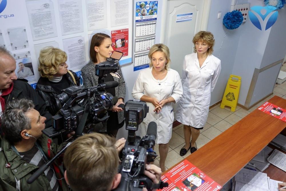 В Запорожской областной больнице с размахом прошел Всемирный день сердца, фото-2