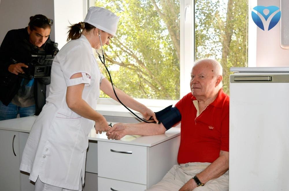В Запорожской областной больнице с размахом прошел Всемирный день сердца, фото-4