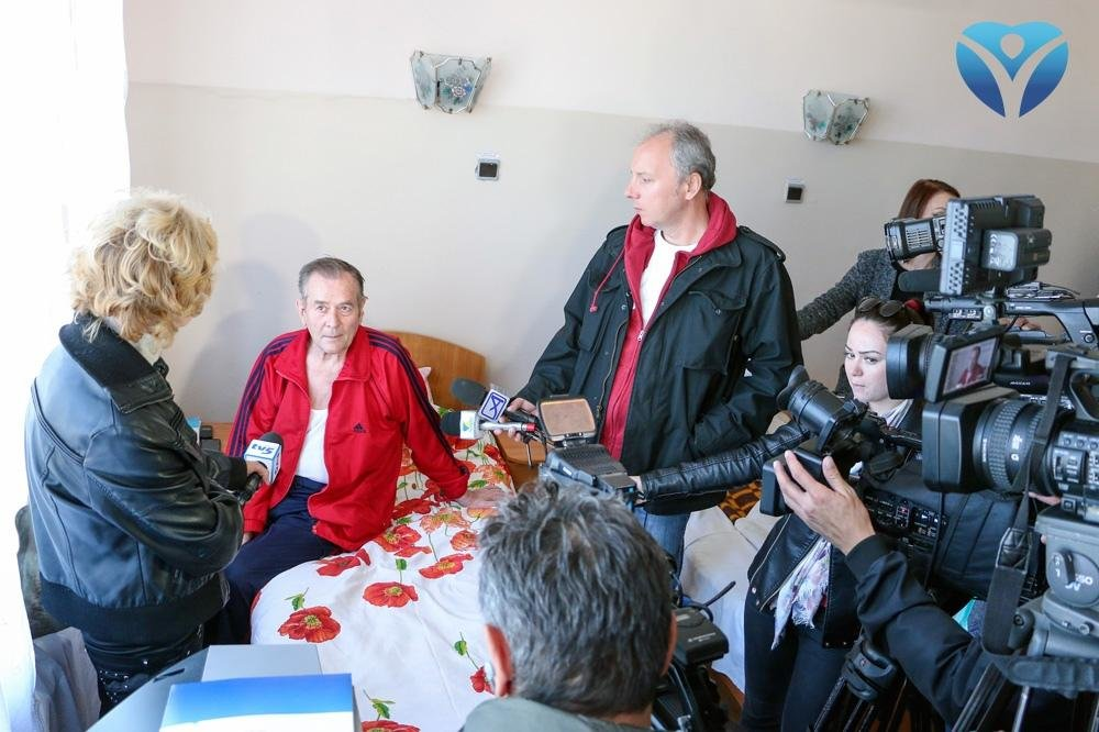 В Запорожской областной больнице с размахом прошел Всемирный день сердца, фото-7