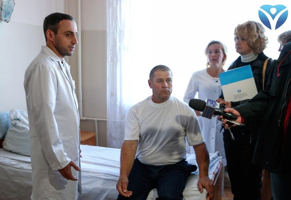В Запорожской областной больнице с размахом прошел Всемирный день сердца, фото-6