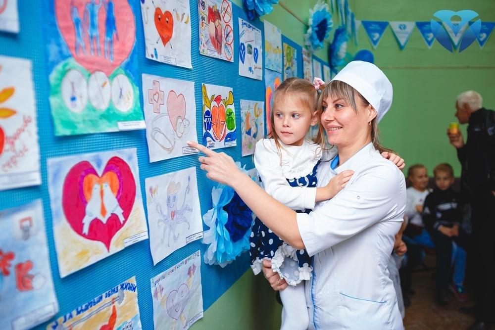 В Запорожской областной больнице с размахом прошел Всемирный день сердца, фото-8