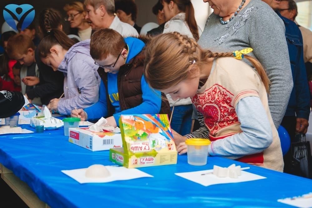 В Запорожской областной больнице с размахом прошел Всемирный день сердца, фото-9