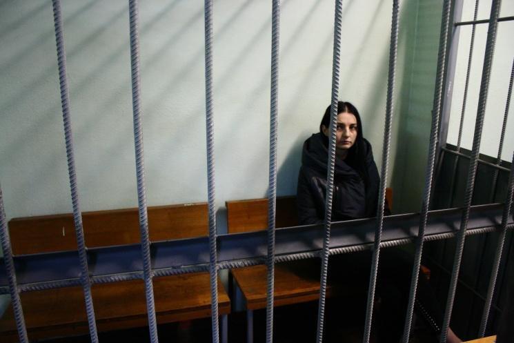 Жену Максима Дрозденко отпустили под домашний арест, - ФОТО , фото-1