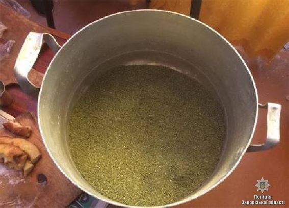 В Запорожской области у злоумышленников изъяли 25 килограмм наркотиков, — ФОТО, фото-2
