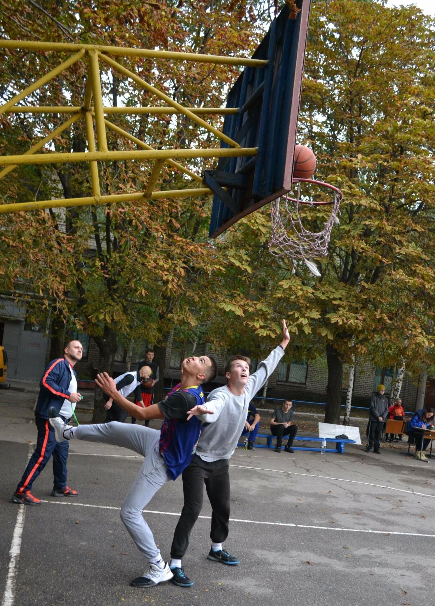 В Запорожье с успехом прошли соревнования по стритболу среди аматоров при финансовой поддержке мецената Александра Богуслаева, фото-5