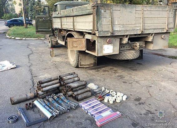 В Запорожье мужчина пытался украсть с завода цветной металл, - ФОТО, фото-2