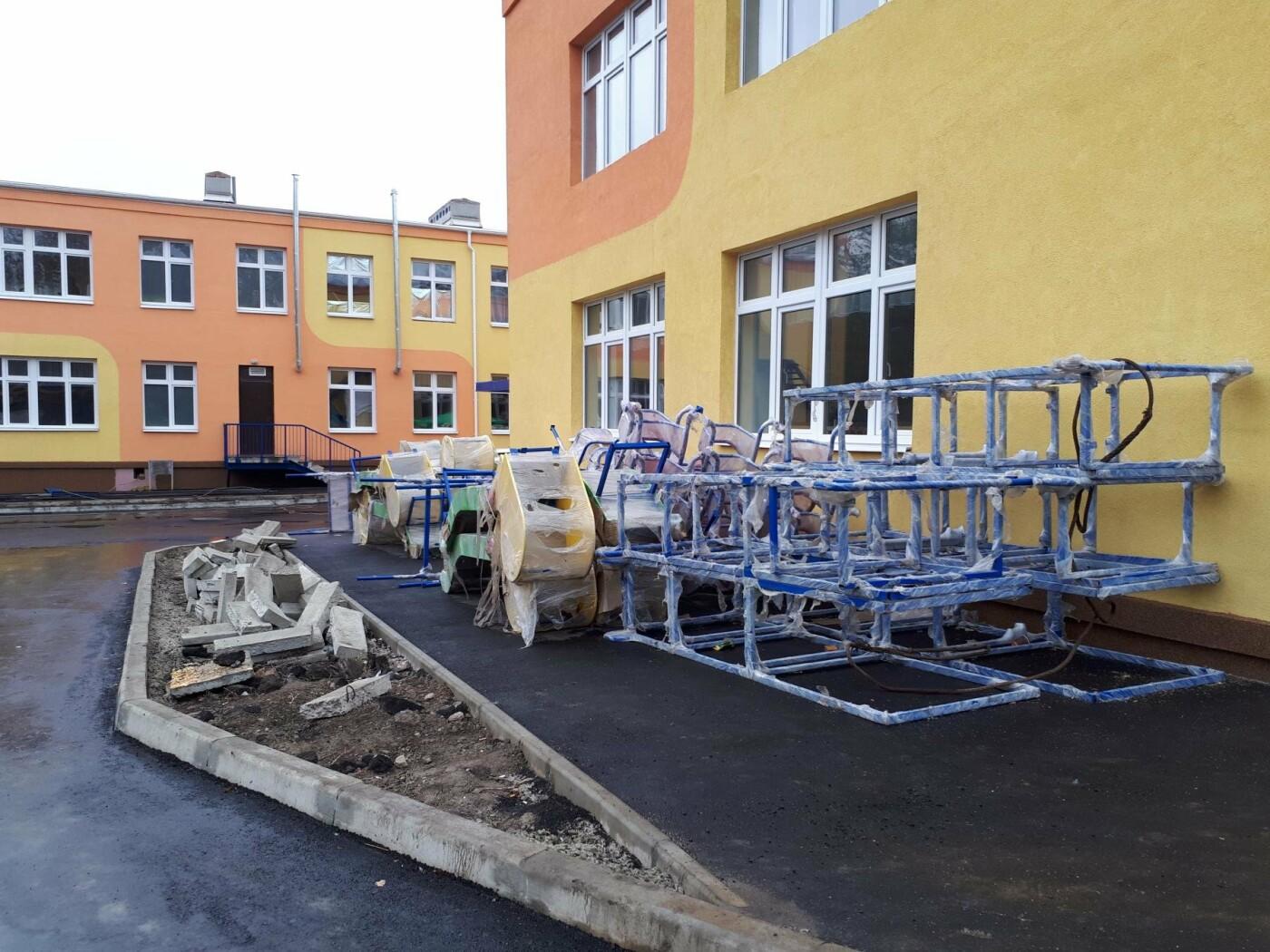 Реконструкция нового детсада в разгаре: депутаты проверили ход работ, фото-6