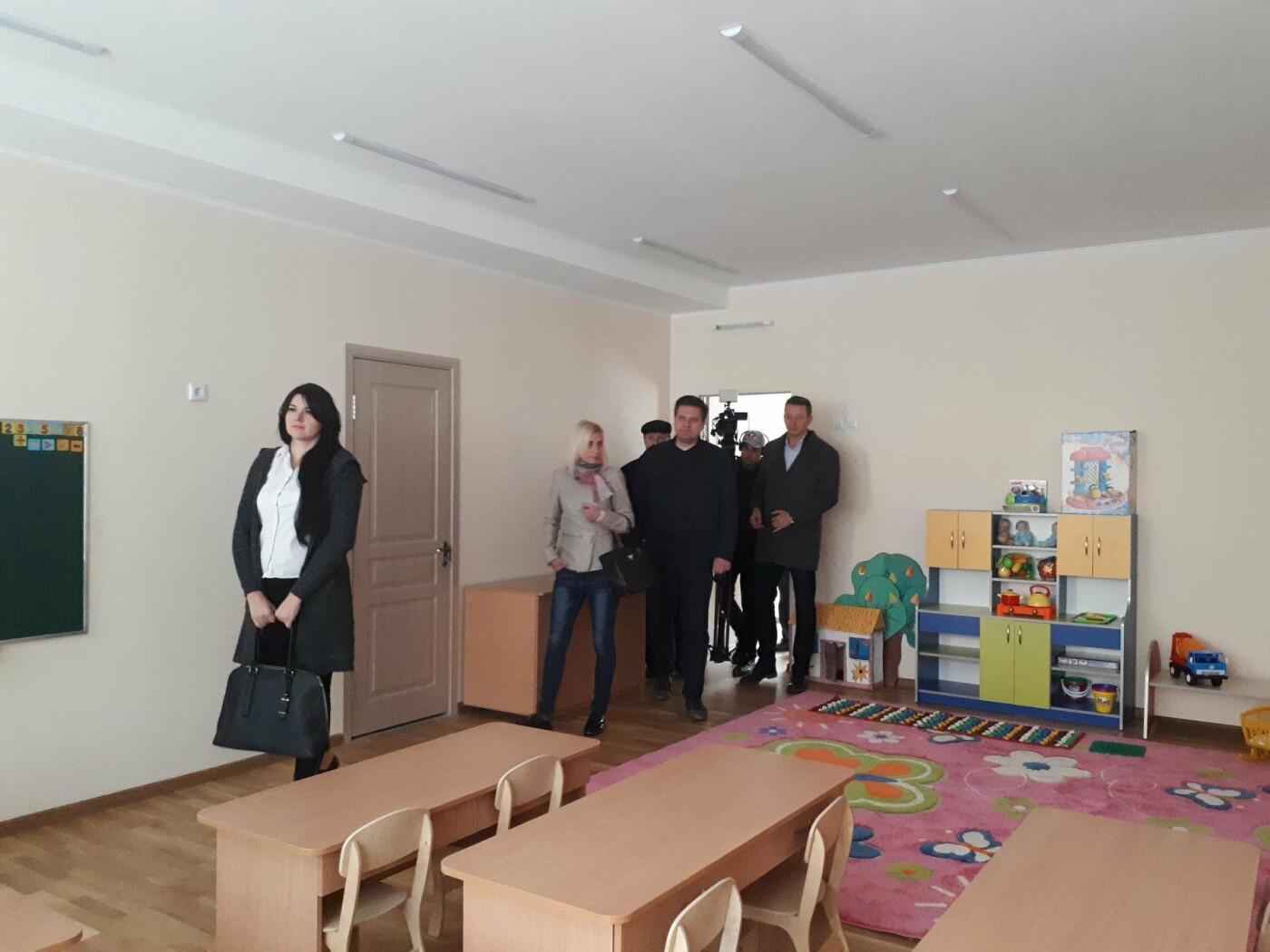 Реконструкция нового детсада в разгаре: депутаты проверили ход работ, фото-10