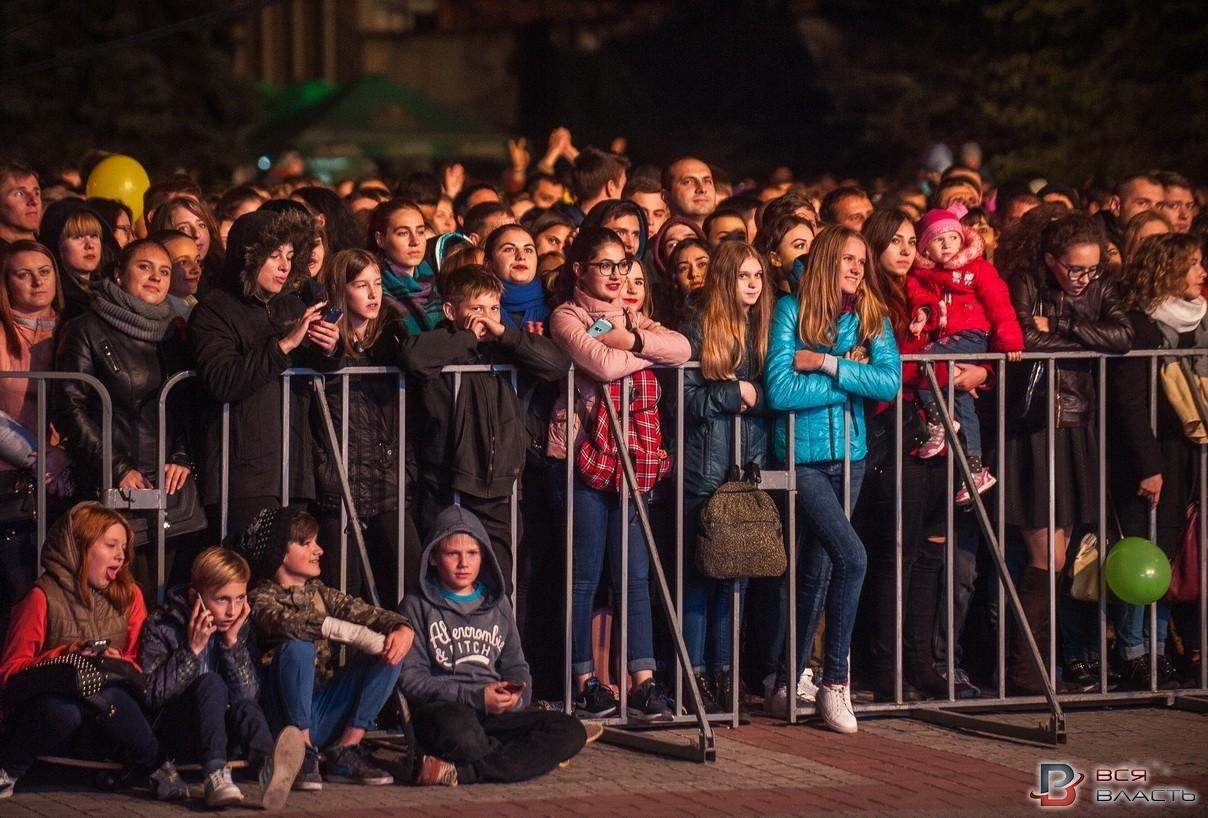 В Запорожье концерт ONUKA собрал 10 тысяч слушателей, - ФОТО , фото-7