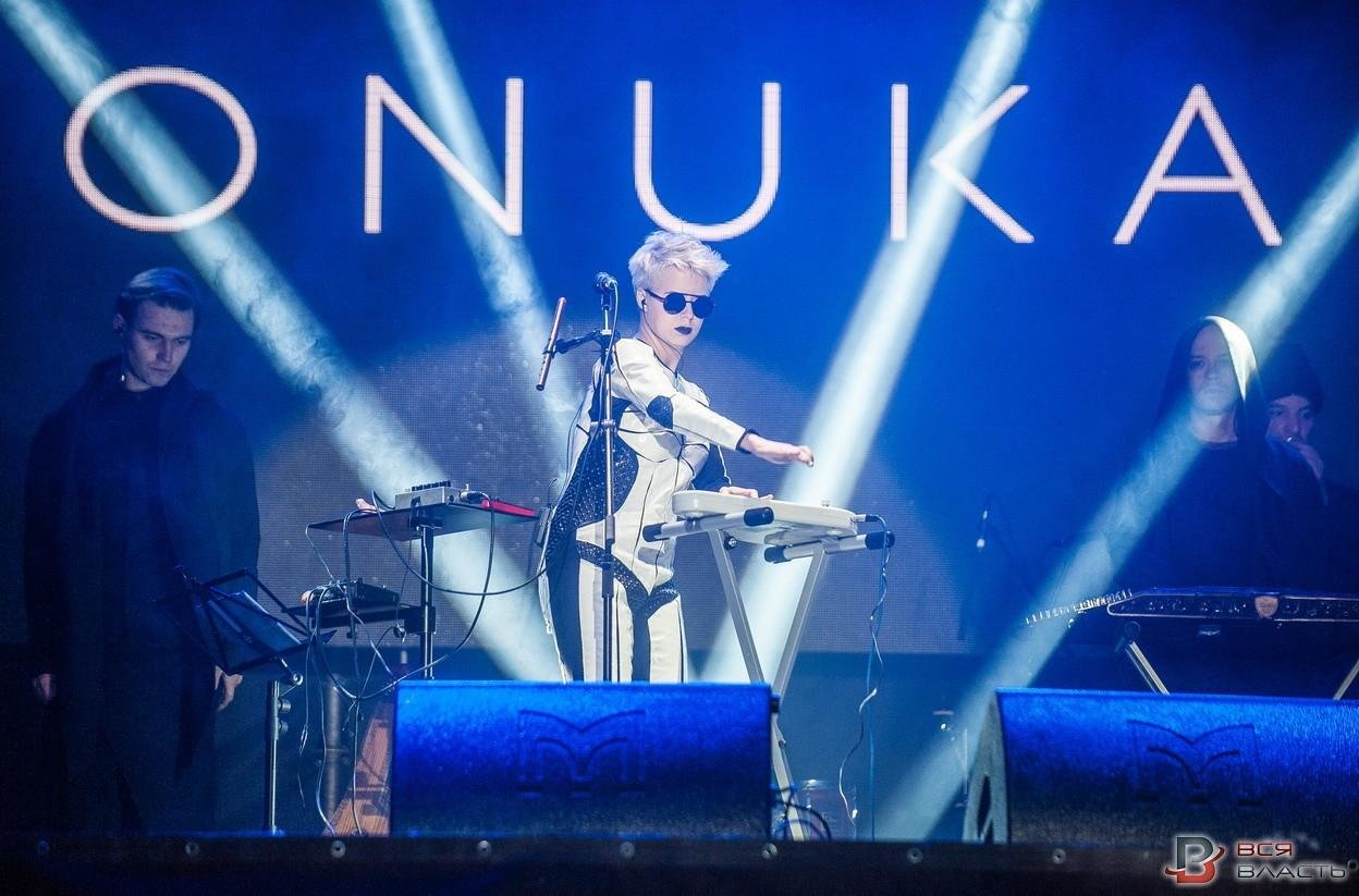В Запорожье концерт ONUKA собрал 10 тысяч слушателей, - ФОТО , фото-3