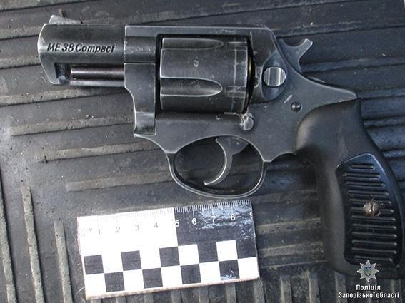 В Запорожской области злоумышленник выстрелил мужчине в спину, - ФОТО, фото-2