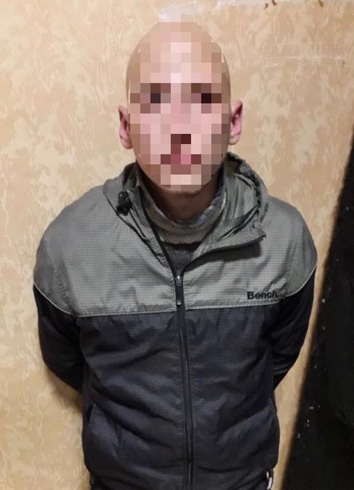 В Запорожье двое убили мужчину в центре города, - ФОТО, фото-1