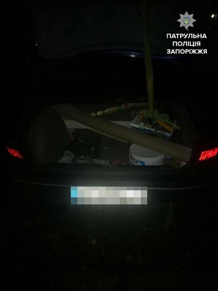 В Запорожье ранее судимый автограбитель снова пытался ограбить машину , - ФОТО, фото-4