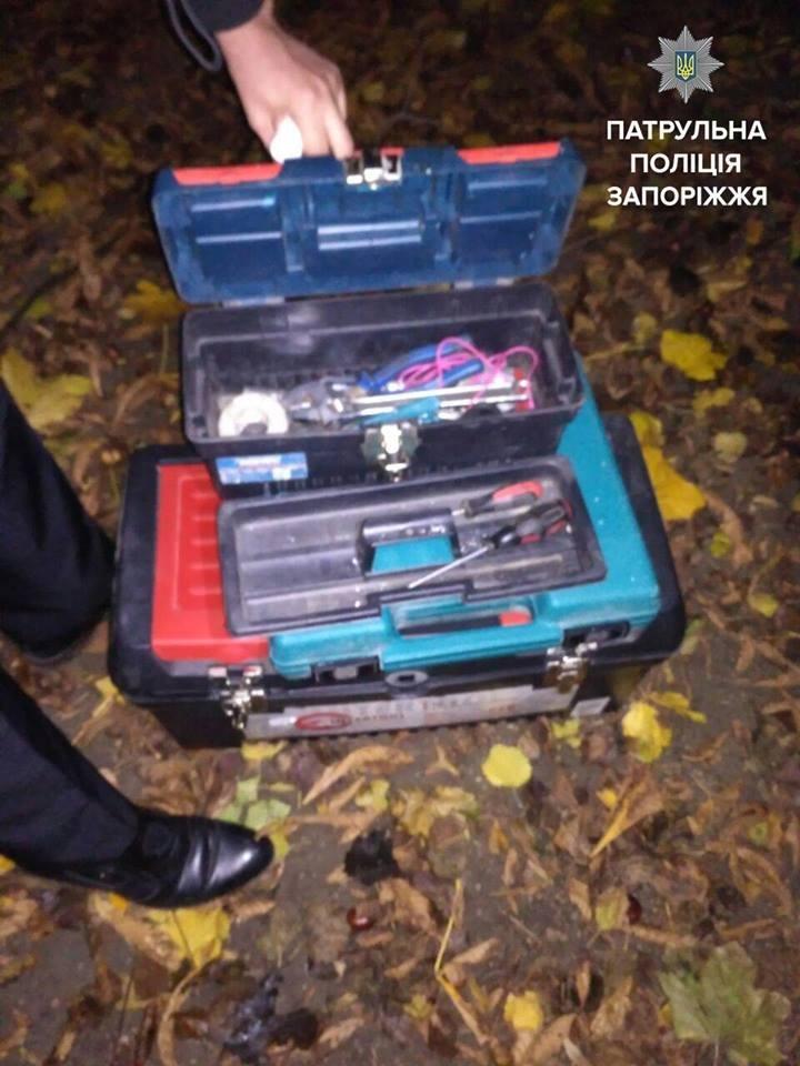 В Запорожье ранее судимый автограбитель снова пытался ограбить машину , - ФОТО, фото-1