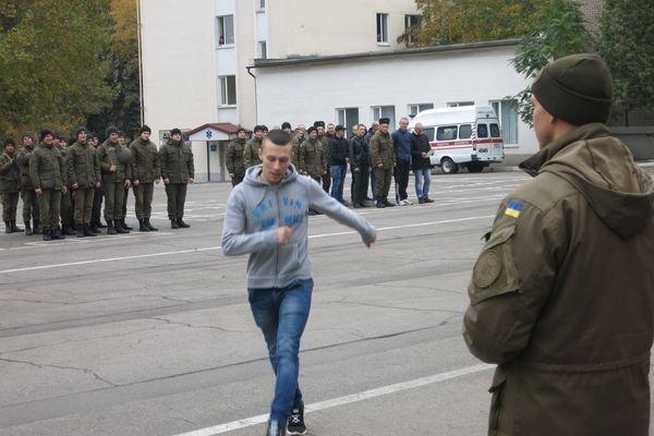 В Запорожье демобилизовались 17 срочников-нацгвардейцев, – ФОТО, фото-2