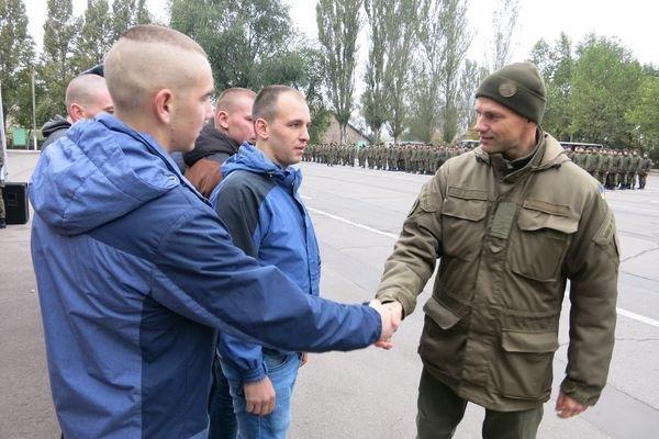 В Запорожье демобилизовались 17 срочников-нацгвардейцев, – ФОТО, фото-1