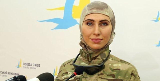 Под Киевом убили участницу АТО Амину Окуеву: ее автомобиль расстреляли на переезде, фото-1