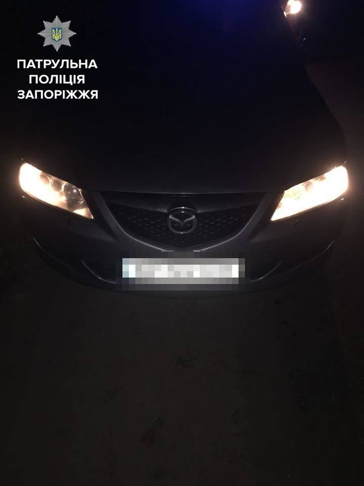 В Запорожье автовор пытался спрятаться от полиции на чердаке, - ФОТО, фото-1