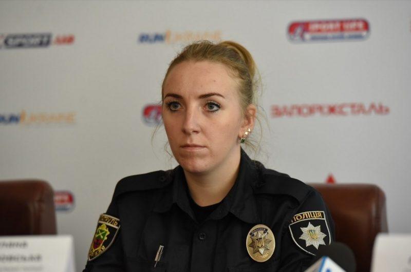 Светлана Михайловская официально стала начальником запорожских патрульных, фото-1