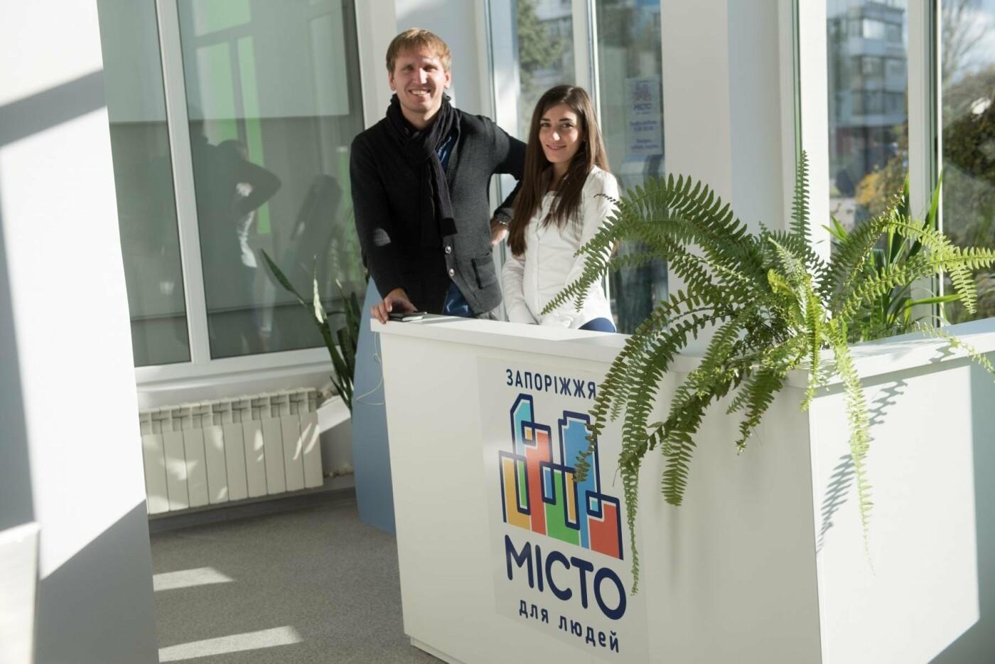 Первый Центр обслуживания клиентов ООО «Місто для людей Запоріжжя» открылся в Хортицком районе, фото-2
